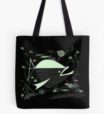 Atomic Fish #2 Tote Bag