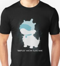 Rick and Morty Smith Dog Snuffles Unisex T-Shirt