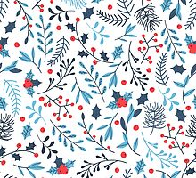 Christmas Pattern by zoljo