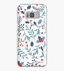Christmas Pattern Samsung Galaxy Case/Skin