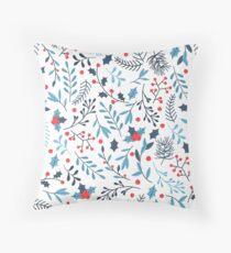 Christmas Pattern Throw Pillow