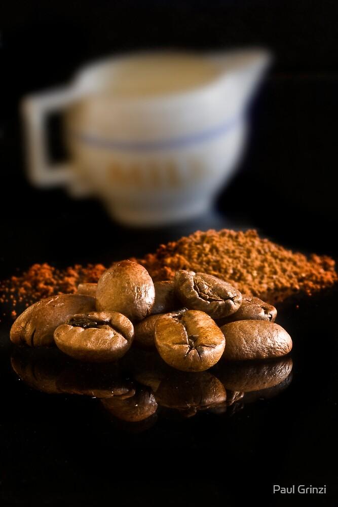 Life of Latte by Paul Grinzi