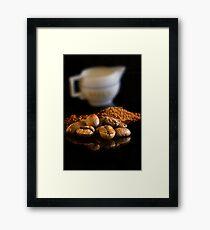 Life of Latte Framed Print