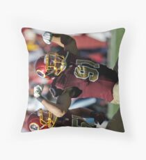 Ryan Kerrigan Throw Pillow