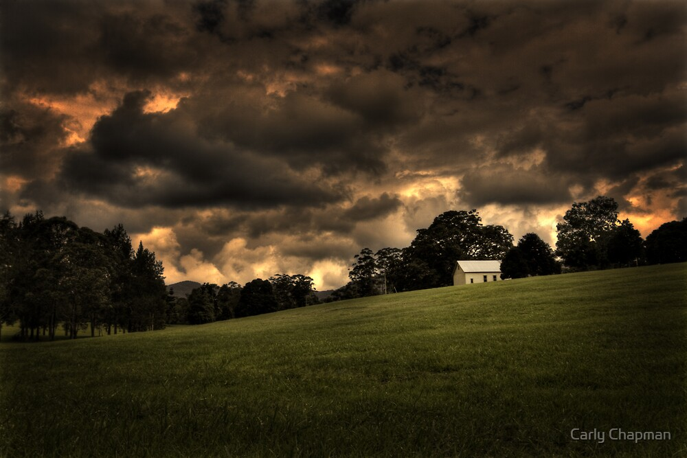 The House on the Hill by Carly Chapman