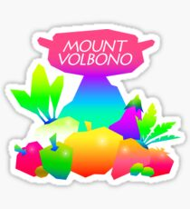 Super Mario Odyssey - Mount Volbono Sticker Sticker