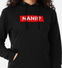 NANI!? Lightweight Hoodie