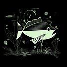 Atomic Fish #3 by hepcatshaven