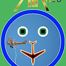 AIR HEAD Design-DH-82A ribbon cut,Temora 2007 by muz2142