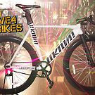 Unknown Singlulary Fixie BIke track Bicycle  by Live4Bikes