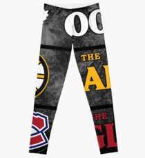 The Good, The Bad, The Ugly -- NHL Version Leggings
