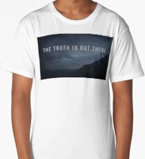 The Truth  Long T-Shirt