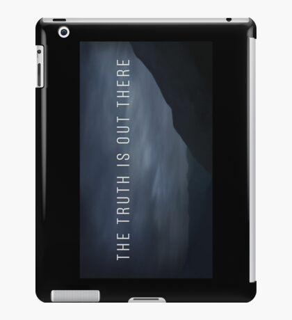 The Truth  iPad Case/Skin