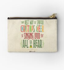 Buddy the Elf - Christmas Cheer Studio Pouch