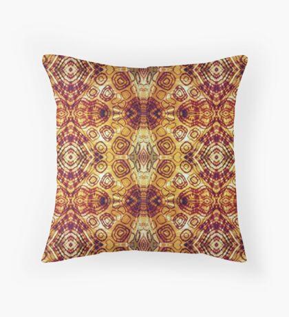 Zen I Am Sacral Flow  Floor Pillow