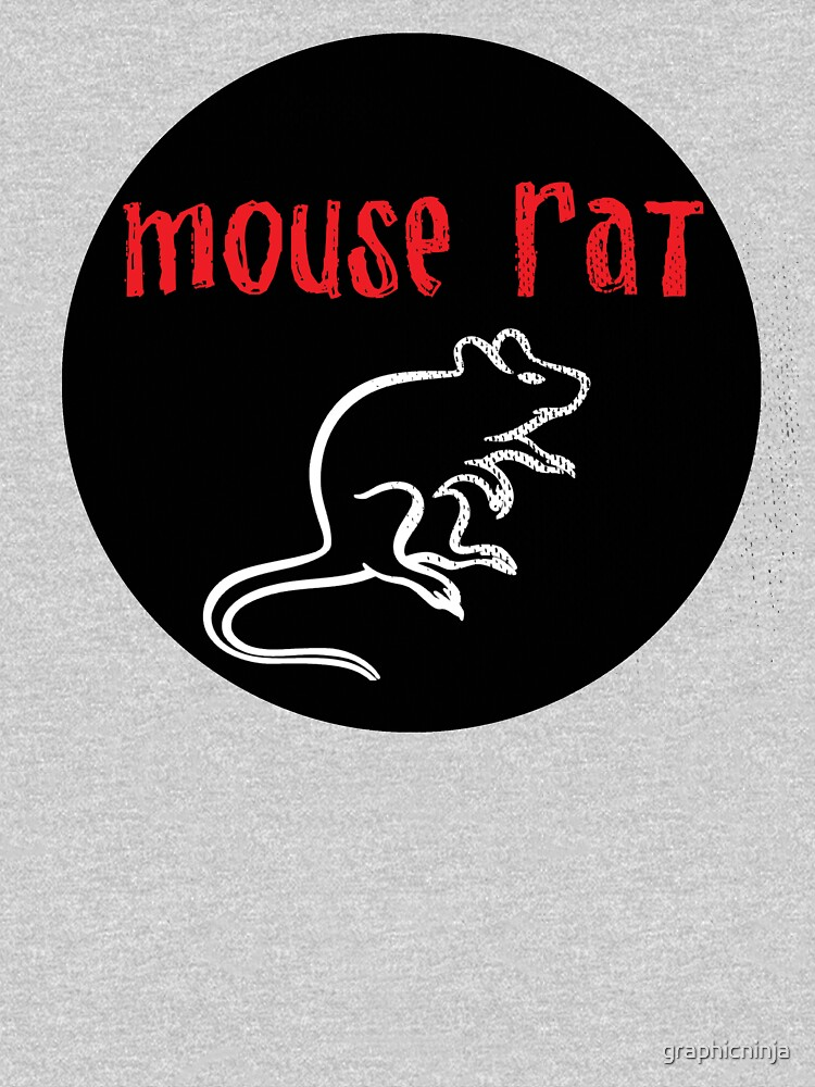 Mouse Rat  by graphicninja