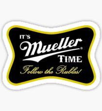Müller Folgen Sie den Rubeln Sticker