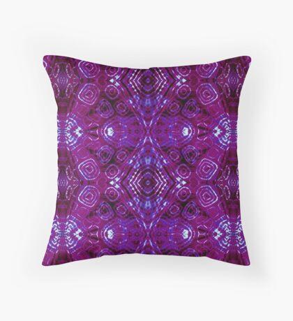 Zen I Am Crowned  Throw Pillow