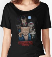 Strange Fur Things Women's Relaxed Fit T-Shirt