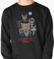 Merkwürdige Pelz-Sachen Sweatshirt