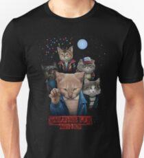 Strange Fur Things Unisex T-Shirt