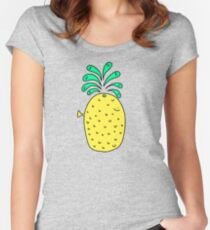 Whaleapple Women's Fitted Scoop T-Shirt