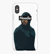 Hoodie 1 iPhone Case/Skin
