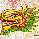 Thailand Dragon by chongolio