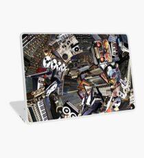Vinilo para portátil Technodelic Analógico, Collage de Ingeniería de Sonido