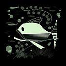 Atomic Fish #4 by hepcatshaven
