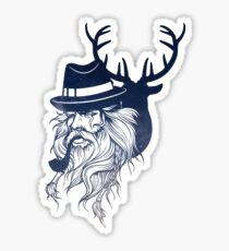 Hunter Sticker