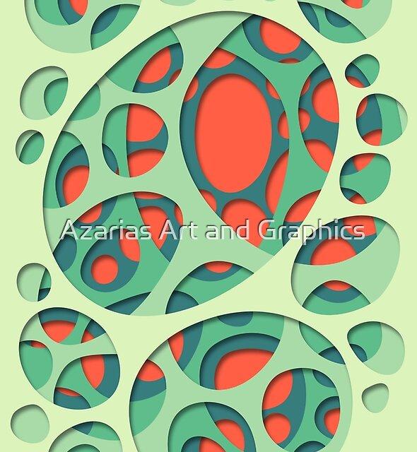 Interarea #07 by Azarias Art and Graphics