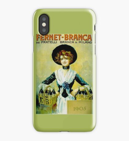 Fernet 1905 iPhone Case
