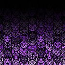 Kittens - Purple Fade by Tim Andrew