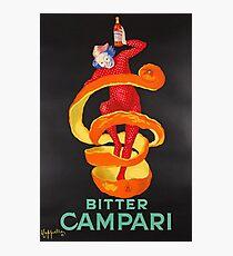 Campari Orange Photographic Print