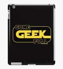 "GoneFullGeek ""Star Wars"" iPad Case/Skin"