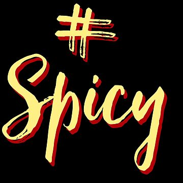 # Spicy (black) by Chillifoodie