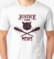 Stranger Things® JUSTICE FOR MEWS T-Shirt