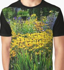 Summer Garden  Graphic T-Shirt