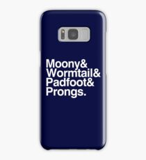 The Marauders Samsung Galaxy Case/Skin