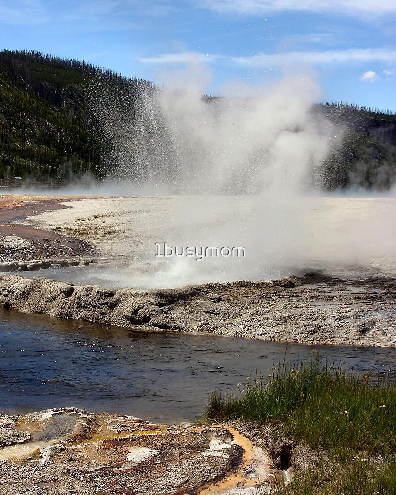 steaming geyser by 1busymom