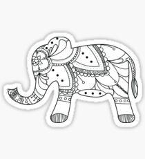 92a24f430 Ivory Ella Elephant Drawing Stickers