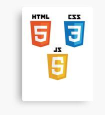 HTML5 Canvas Print
