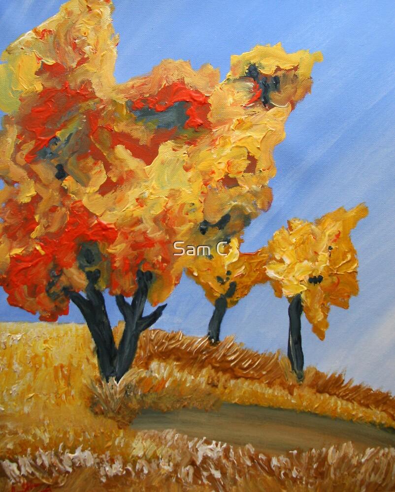 Autumn by Sam C