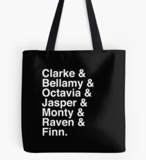 The 100 Team Tote Bag