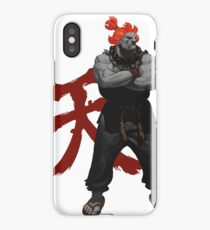 AKUMA 02 iPhone Case
