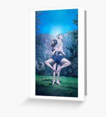 Anima/Animus Greeting Card