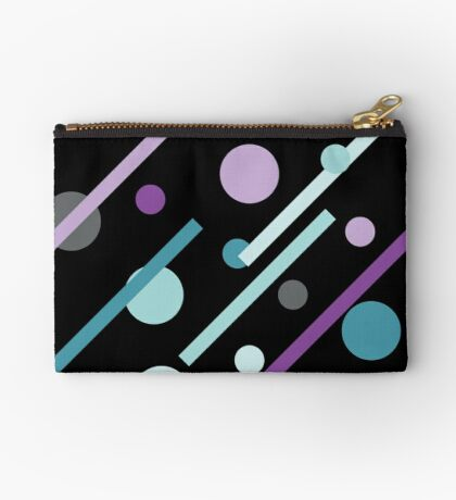 Linear Radge - Dots & Dashes Studio Pouch