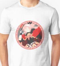 The Astolfo Seal of Heterosexuality Unisex T-Shirt