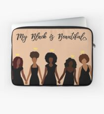 My Black is Beautiful Laptop Sleeve